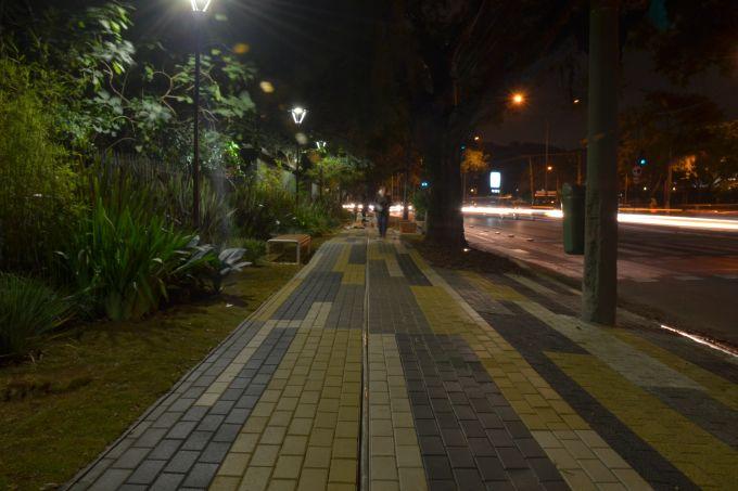 Calçada – Casa Cor 2015 – Crédito Felippe Abbud
