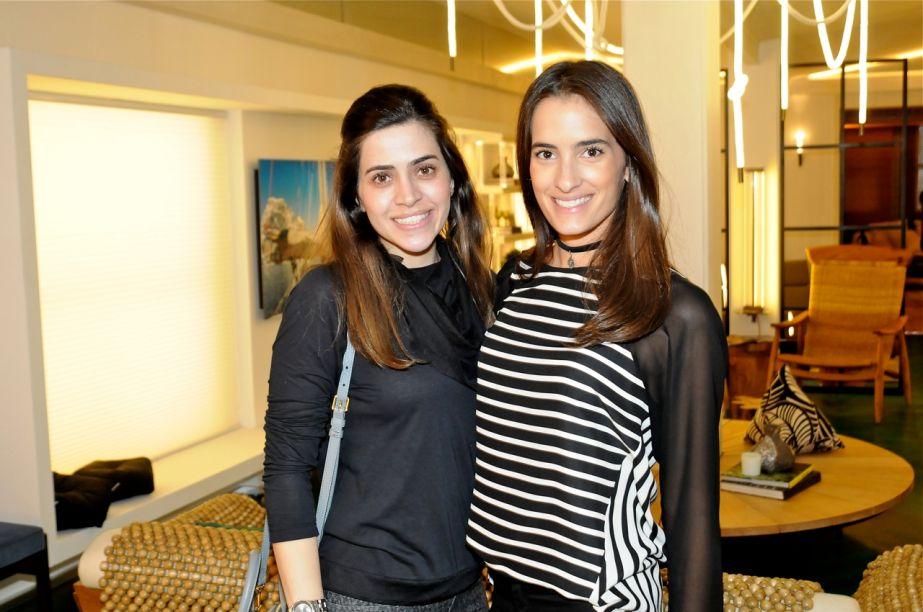 CAMILA VINHA E MARIANA GOMES