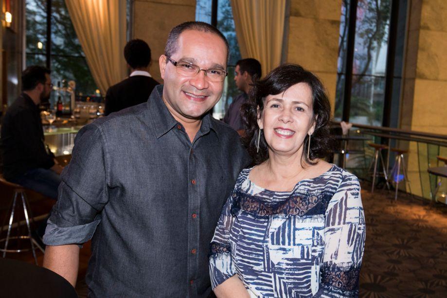 Alessandro Silva e Neuma Figueiredo