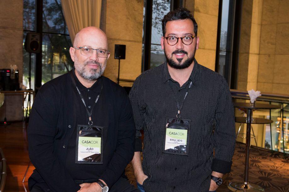 João Grillo e Eduardo Faleiros