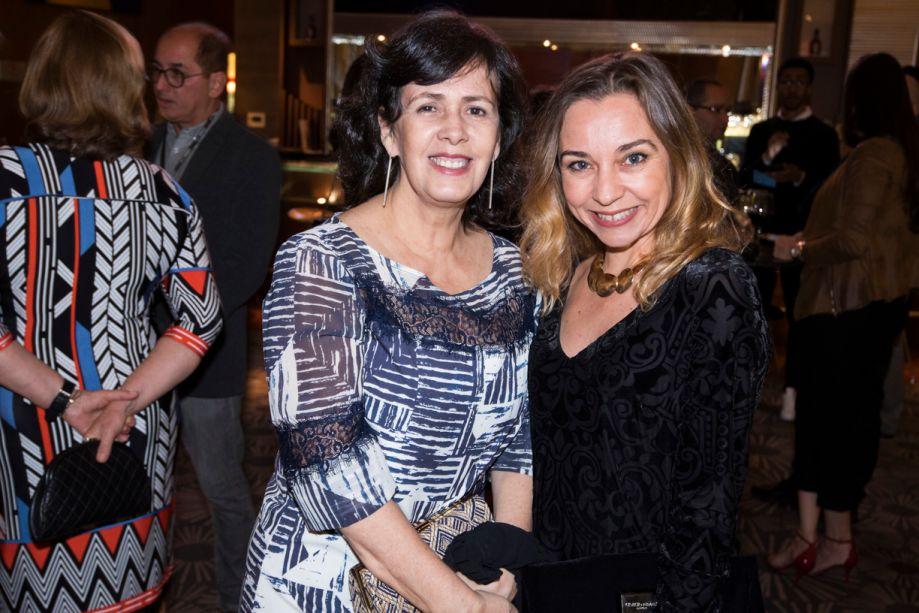 Neuma Figueiredo e Marcia Carini