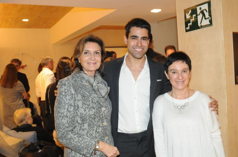 CRIS FERRAZ, ALE DAL FABBRO E LIVIA PEDREIRA
