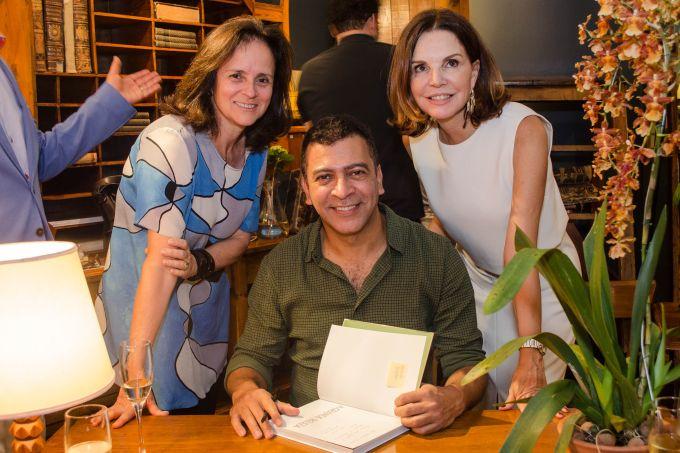 Patricia Quentel,  Pedro Ariel Santana e Patricia Mayer-2