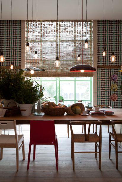 Esther Giobbi – ambiente: Sala de Almoço