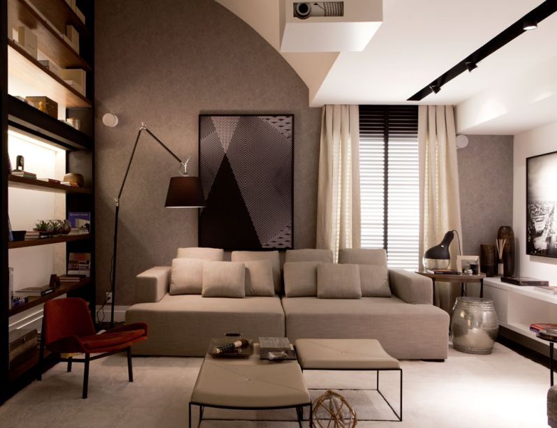 Francisca Reis – ambiente: Home Theater
