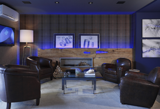 CASACOR SP 2013 - Lounge Bar Chivas - Studio Costa Marques