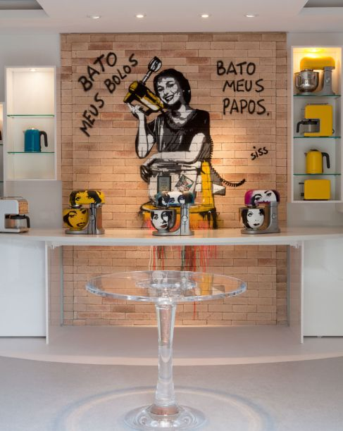 Grafite da artista plástica Simone Sapienza, Siss