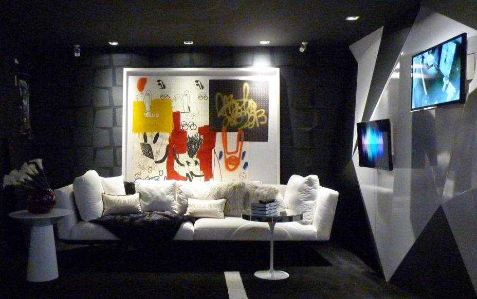 Camila Klein – ambiente: Lounge cosmopolita.