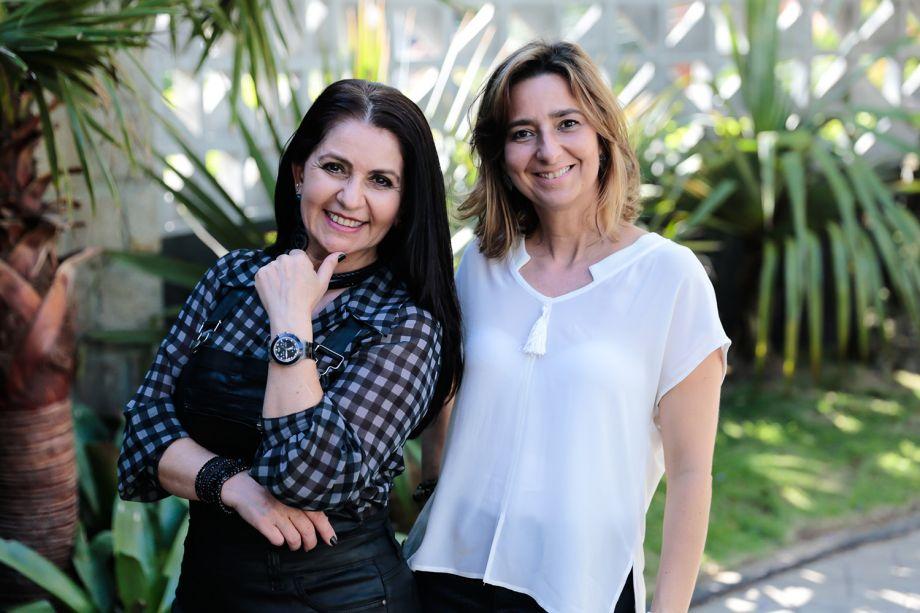 <span>Aclaene de Melo e Gabriela Ordahy</span>