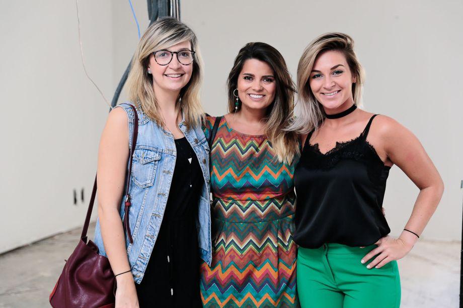 <span>Famila Pigatto, Fernanda Sá e Laura Tavares</span>