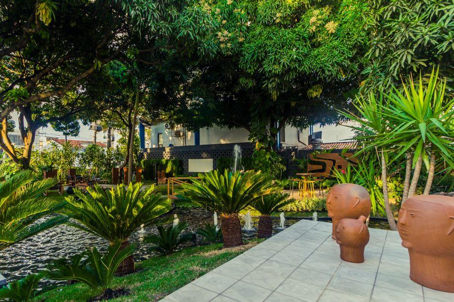 CASACOR Paraíba: O público escolheu o Jardim Burle Marx de Patrícia Lago e Heignne Jardim