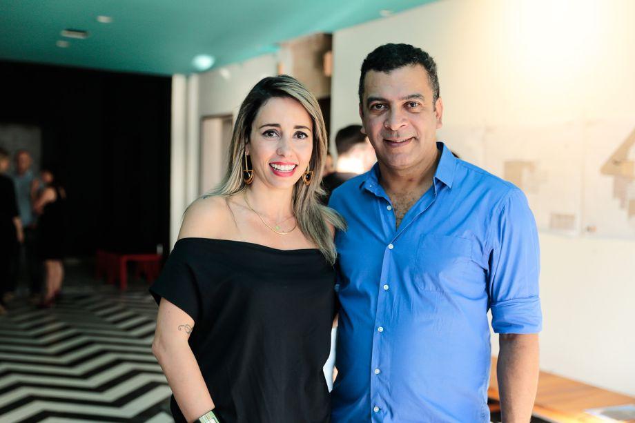 <span>Kerina Capaverde e Pedro Ariel</span>
