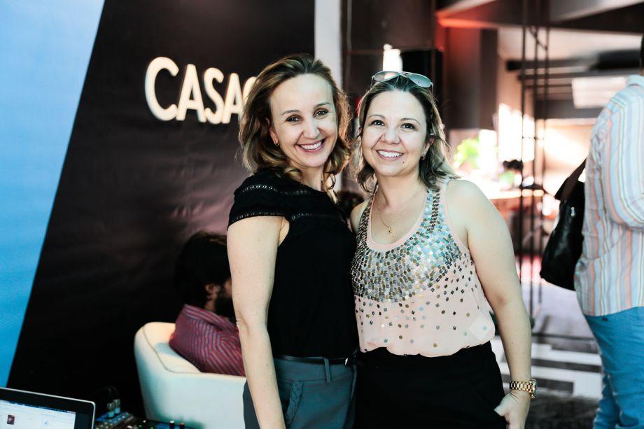 <span>Liz Ribeiro e Edneia Lehn</span>