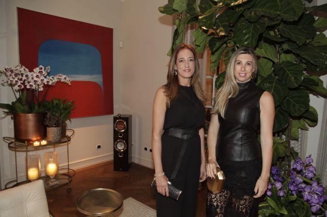 Carla Benedet e Polyana Costa
