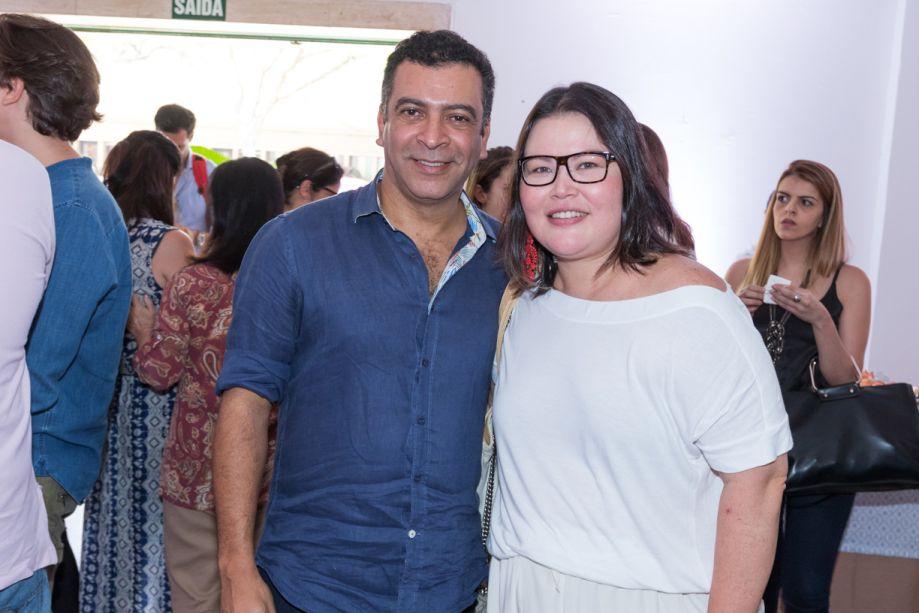 Pedro Ariel e Paloma Yamagata