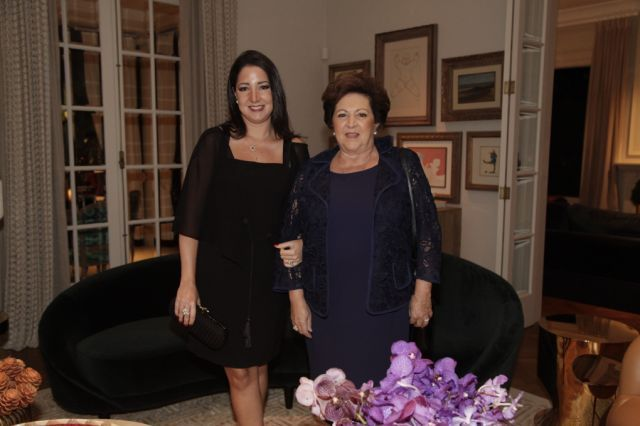 Cristina e Maria Helena Kalaf