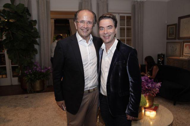 David Bastos e Marcelo Felmanas