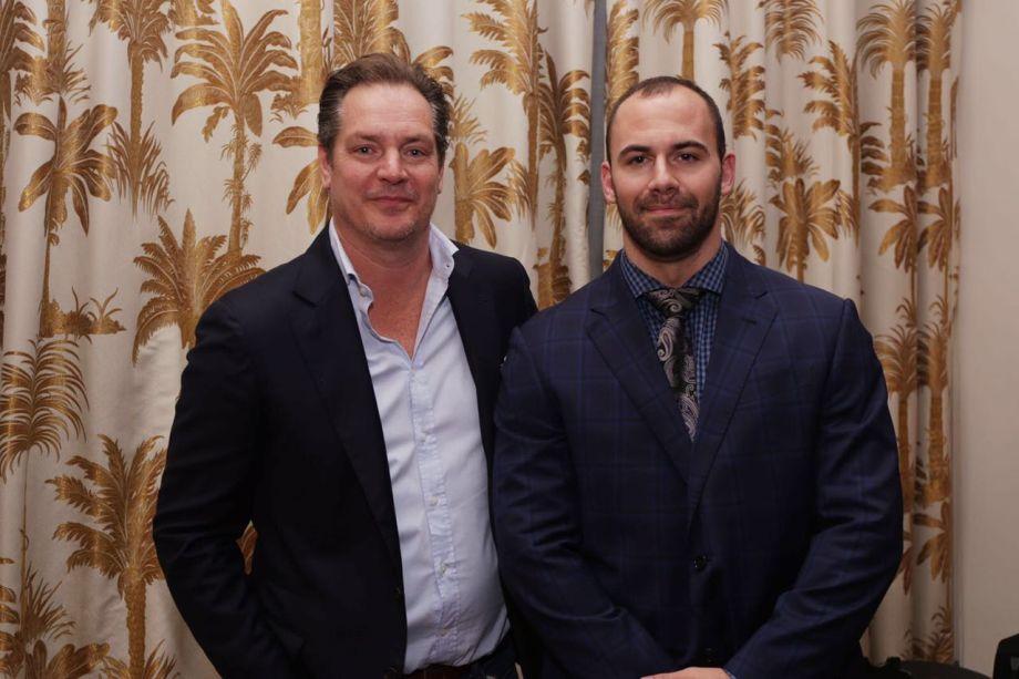 Austin Harrelson e Chris Butler