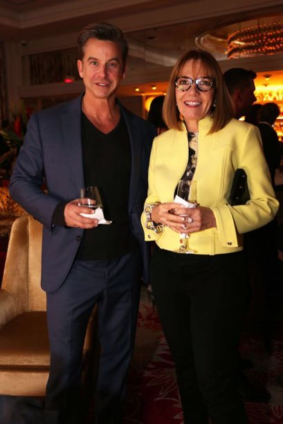 Matthew MacDonald e Phyllis Taylor