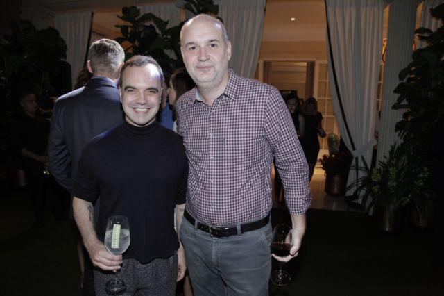 Guilherme Leite Ribeiro e André Bastos