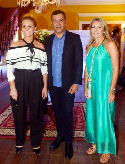 Mara Kaufmann, Pedro Ariel Santana e Maricel Ibanez