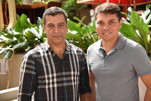 Pedro Ariel e Pedro Ernesto Gualberto
