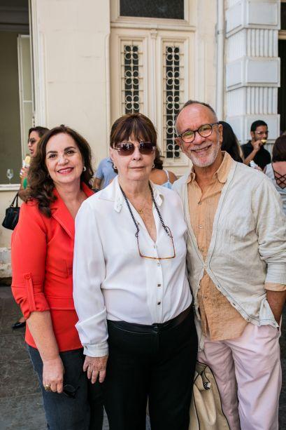 Isabela Teixeira da Costa, Anna Marina e Renato Loureiro