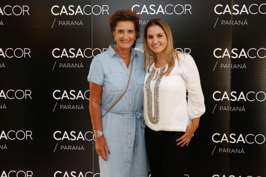 Marina Nessi e Samara Barbosa