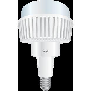 GOLDEN - O baixo consumo de energia está no conceito dos lançamentos em lâmpadas de LED, como a inédita Ultraled de Alta Potência, com 65W e 80W, para substituir as lâmpadas fluorescentes de 85W e 135W e a mista de 160W e 250W, com um ganho de eficiência de até 68%.