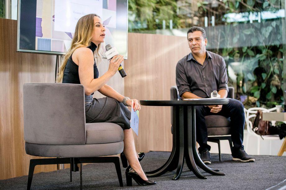 Marcia Carini e Pedro Ariel