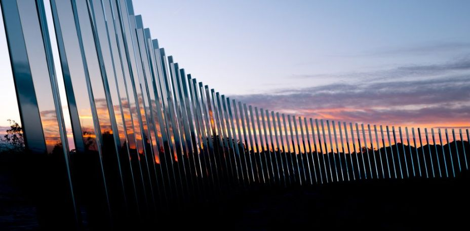 The Circle of Land and Sky, por Philip K Smith III