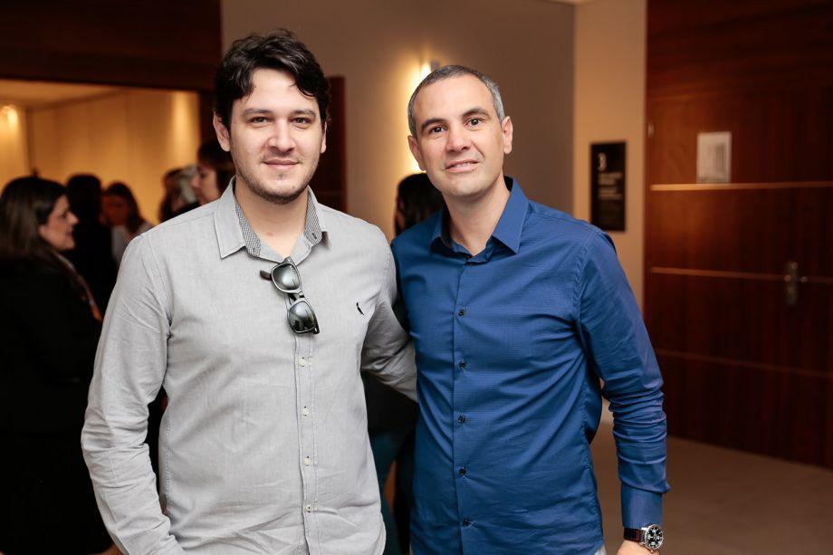 Felipe de Borba e Leandro Borba