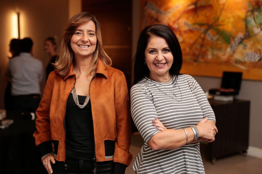 Gabriela Ordahy e Aclaene Mello