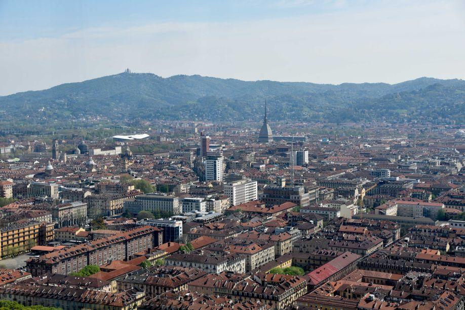 Vista de Torino