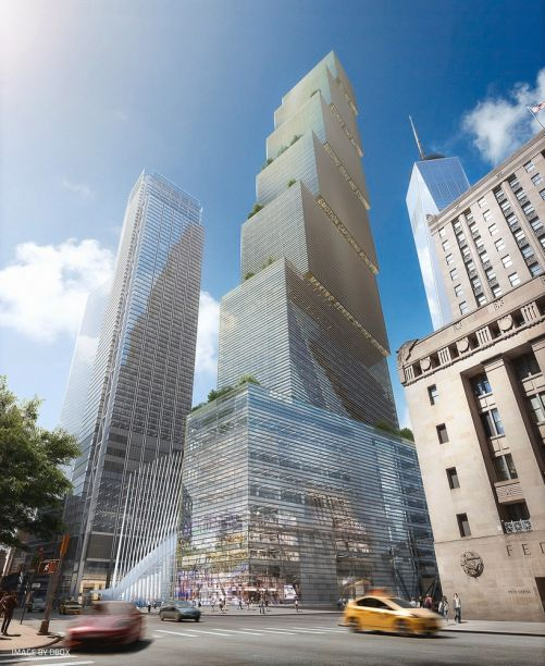 Two World Trade Center em Nova York