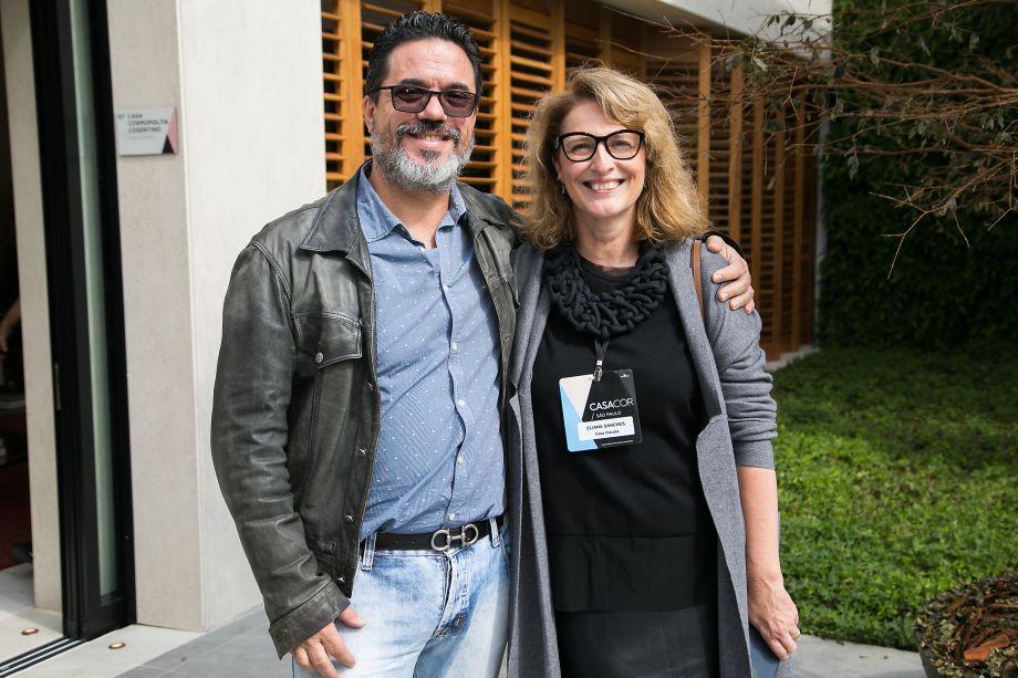 Beto Cocenza e Eliane Sanches