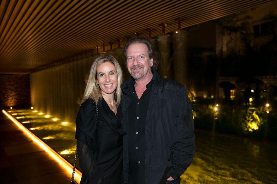 Giancarlo Civita e Renata Sampaio Vidal