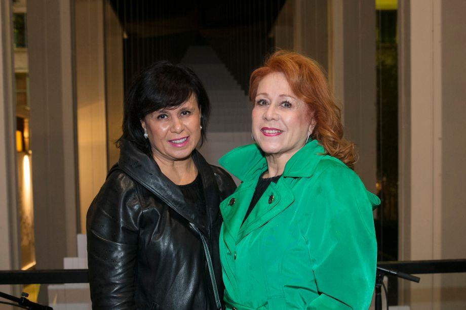 Graça Bueno e Cida Santana