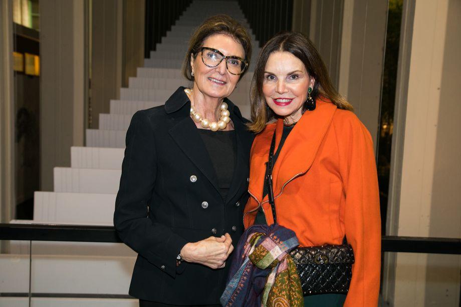 Cris Ferraz e Patricia Mayer