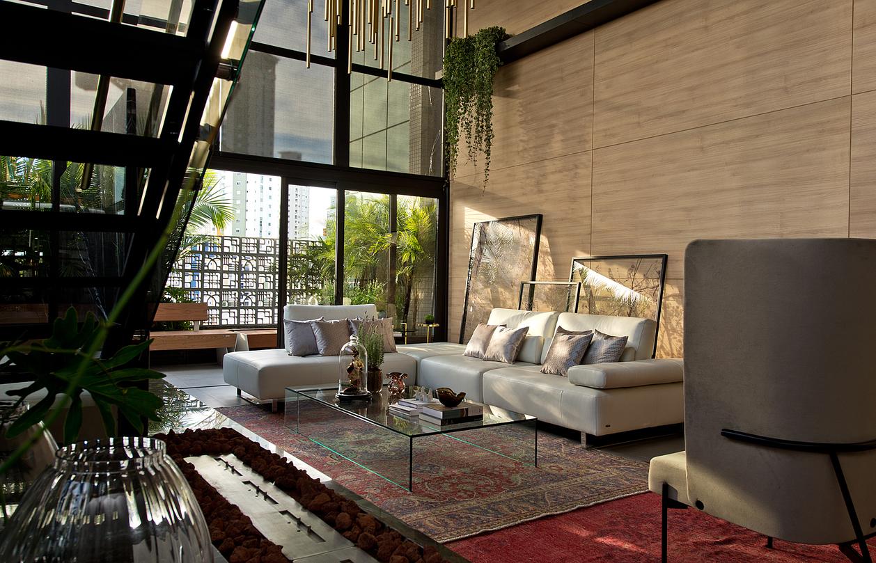 loft tapete casacor