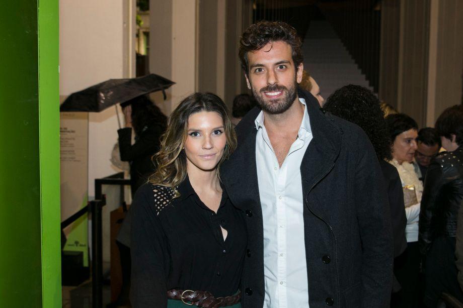 Marcela Penteado e André Bacalov