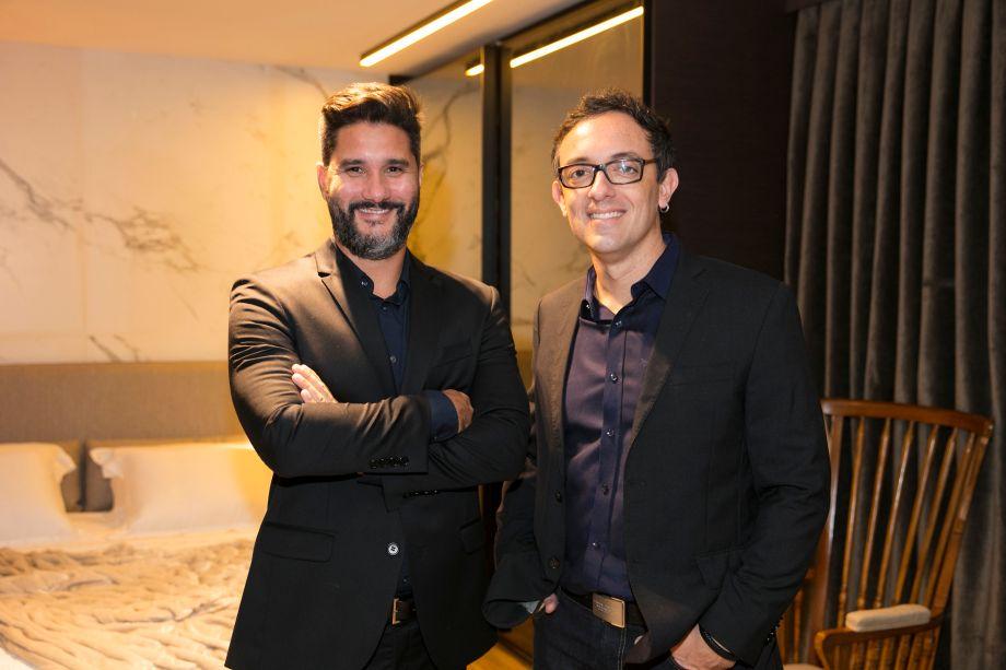 Fábio Bouillet e Rodrigo Jorge