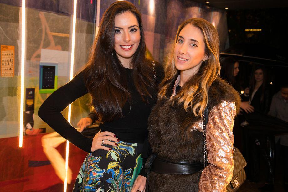 Mariana Noronha e Samra Akad