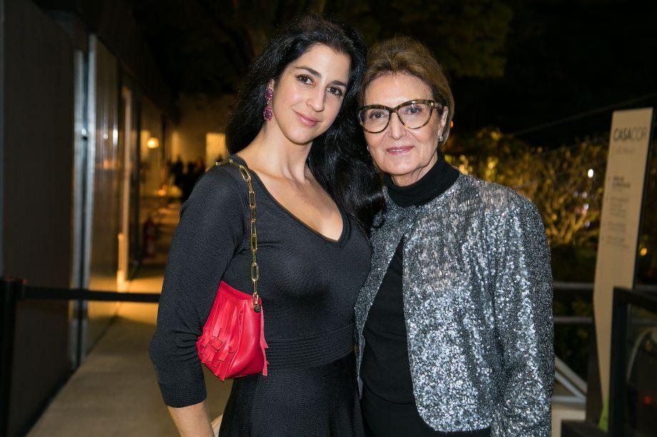 Fernanda Negrelli e Cris Ferraz