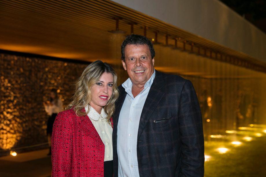 Sandra Camargo e Neneto Camargo