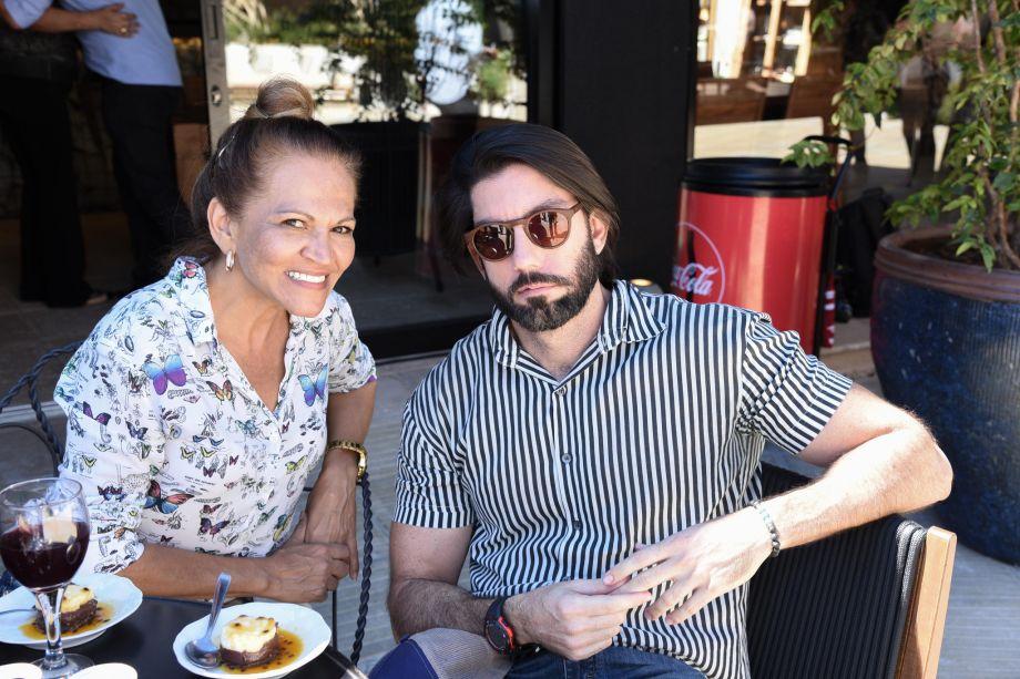 Angela Motta e Nelson Pacheco