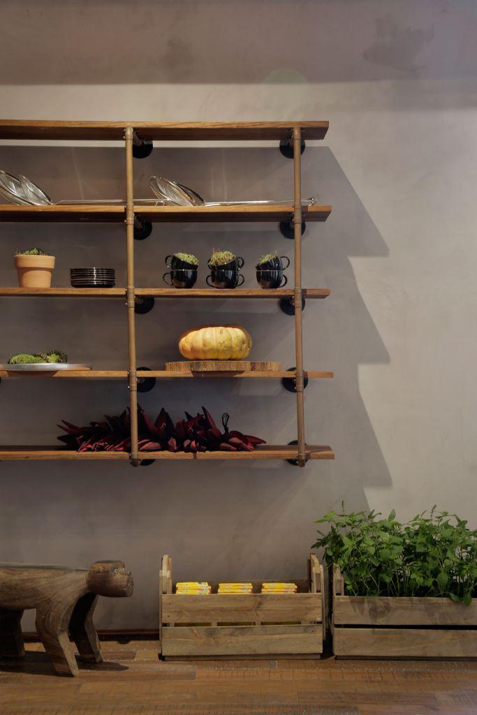 Cozinha Industrial Gourmet, ambiente de Érica Salguero para a CASACOR São Paulo