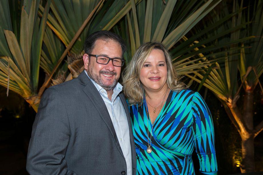 Alberto Ruiz e Fernanda Figueiredo