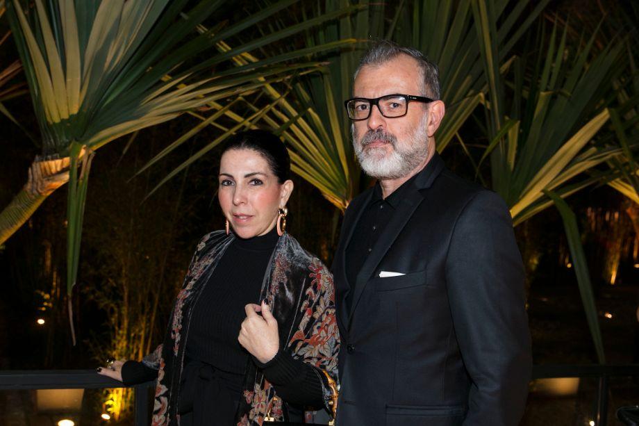 Paola Ribeiro e Vair de Paula