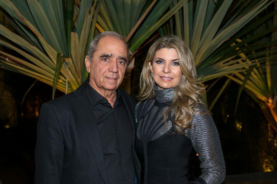 Roberto Cavalcanti e Sandra Moura
